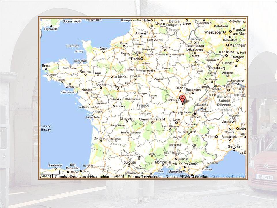 Sur les routes de la Bourgogne, une pancarte alléchante…