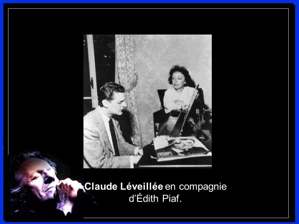 Il n'hésite pas à s'envoler pour Paris avec la chanteuse Edith Piaf qui le séquestre littéralement dans son appartement. Cette association ne durera q