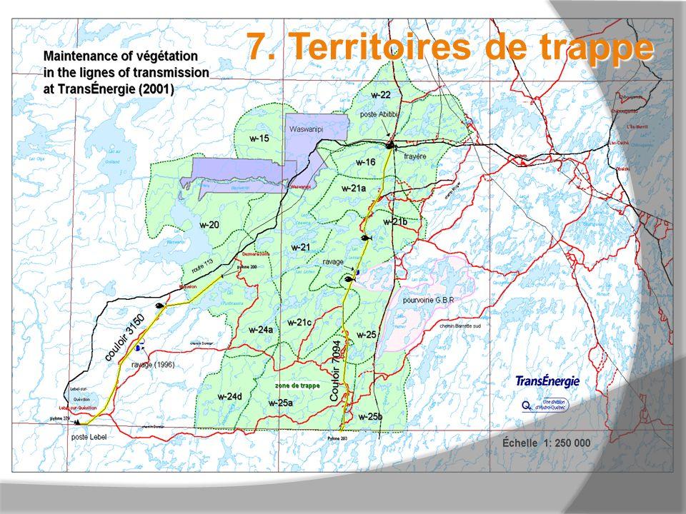7. Territoires de trappe