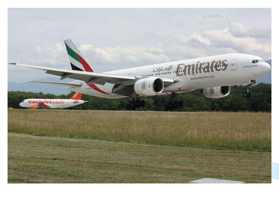 Le vol inaugural arrosé comme il se doit!