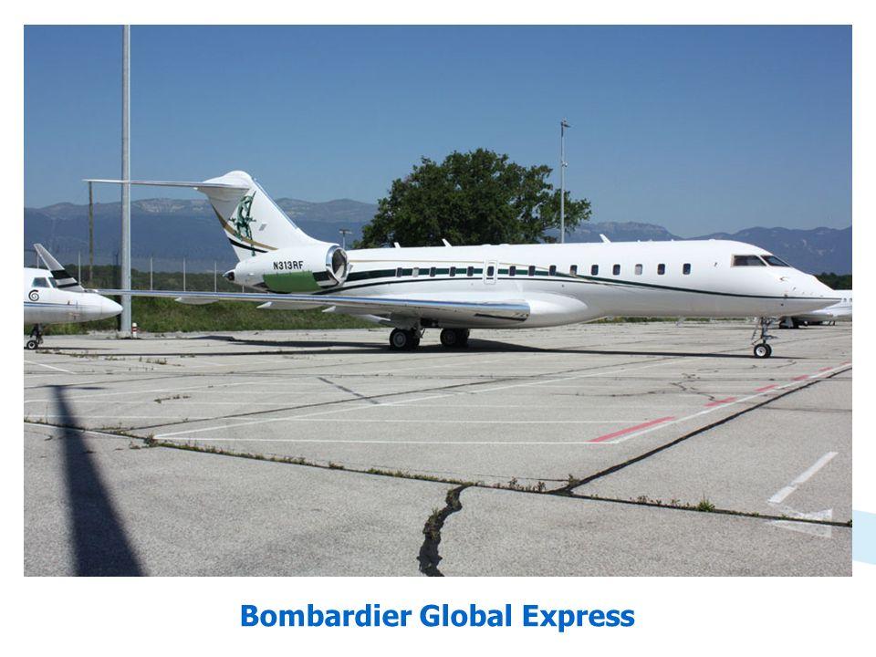Il y a ceux qui aiment bien les animaux… plus ou moins gentils! Bombardier Global Express