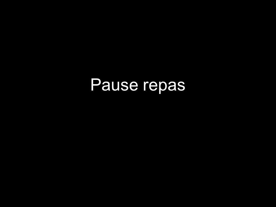 Pause repas