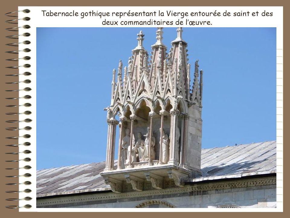 Le camposanto Cest un cimetière construit sous les instances de larchevêque Ubaldo dei Lanfranchi de retour de la croisade de 1202. Il avait ramené av