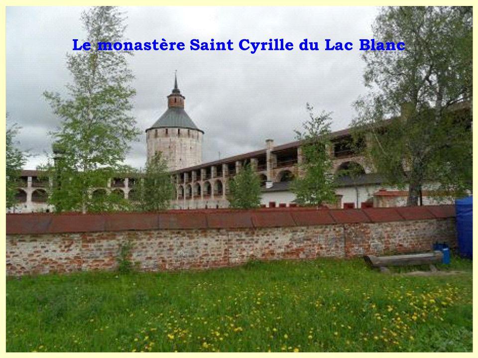 Le monastère Saint Cyrille du Lac Blanc