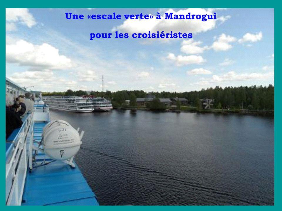 Une «escale verte» à Mandrogui pour les croisiéristes