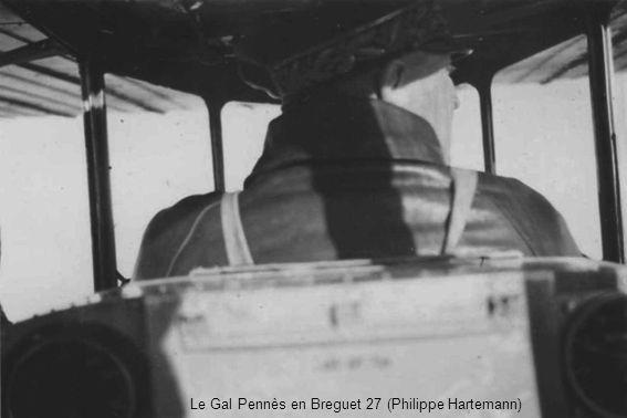 Le Gal Pennès en Breguet 27 (Philippe Hartemann)
