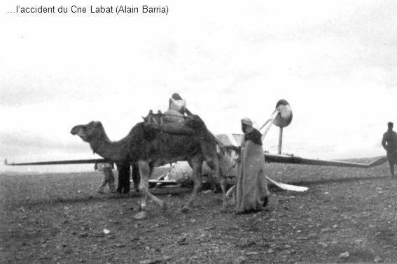 …laccident du Cne Labat (Alain Barria)