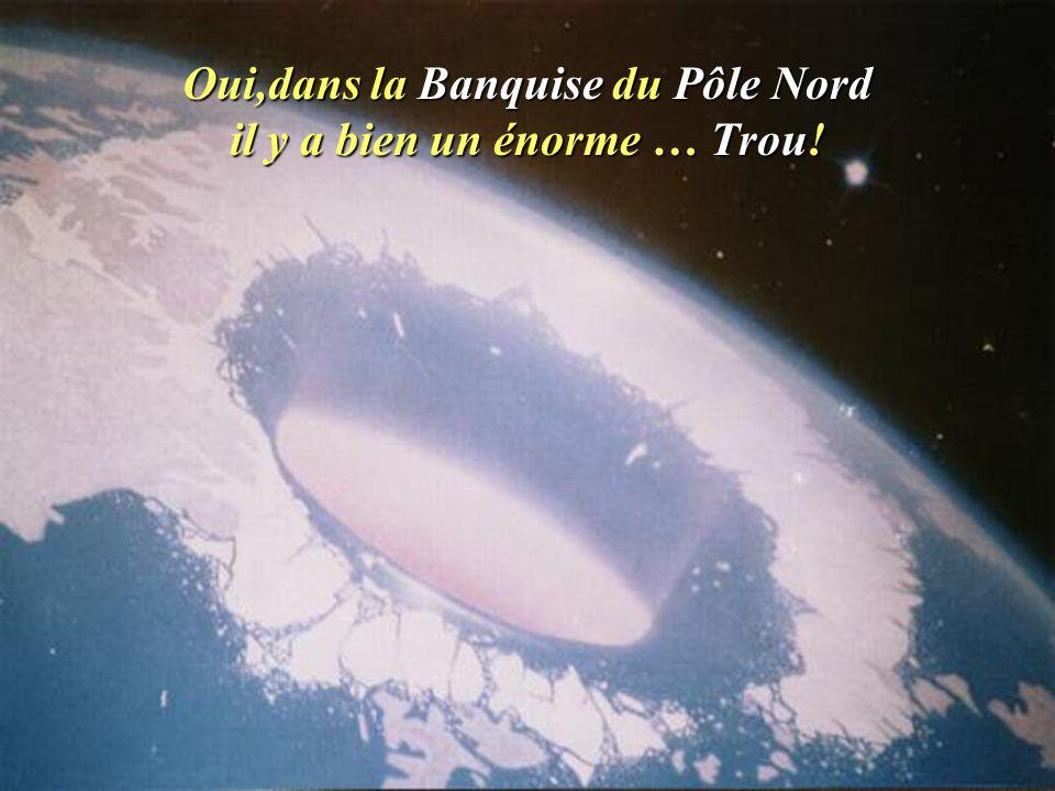 Photo censurée au niveau du Pôle Nord POURQUOI? ?!?