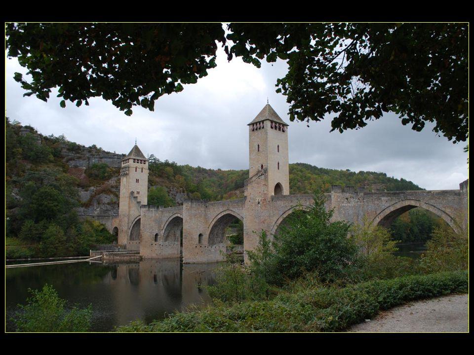 Le mieux conservé des ponts médiévaux européens