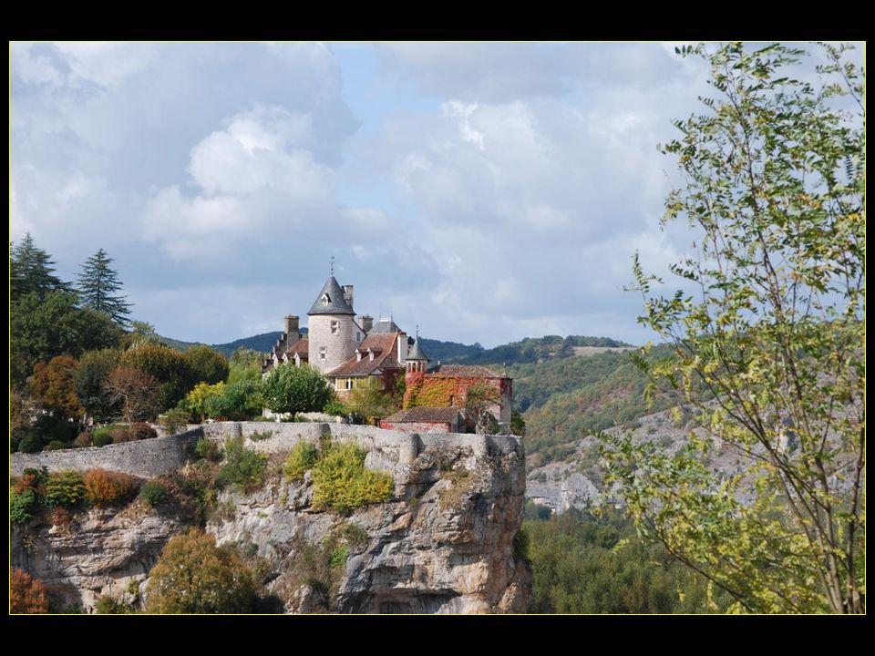 Le château de Belcastel