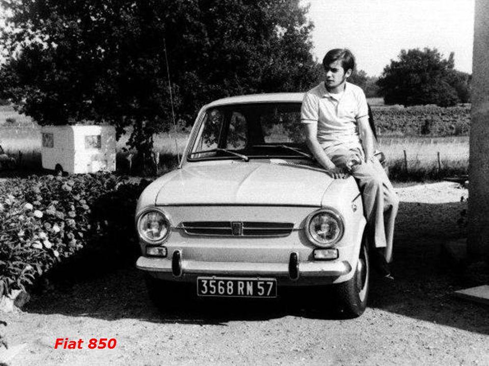 Renault Dauphine et Frégate