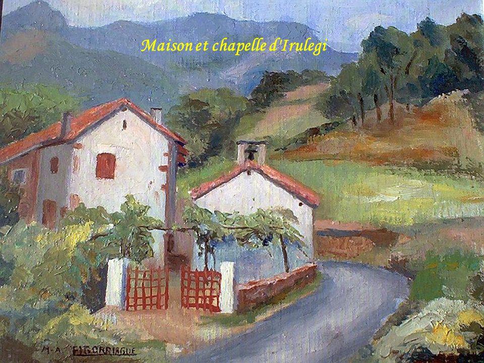 Fermes au Pays-Basque