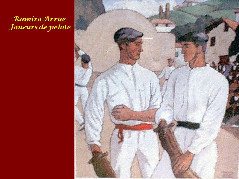 Ramiro Arrue le Laboureur