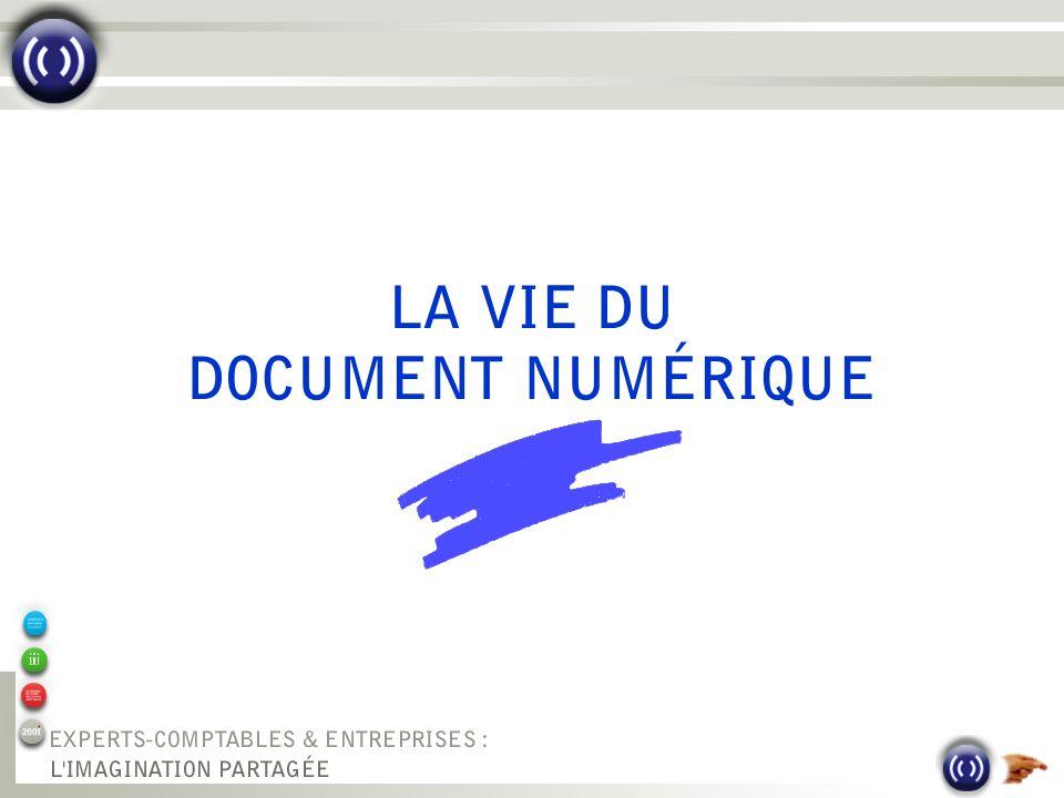 1 DOCUMENT NUMÉRIQUE .
