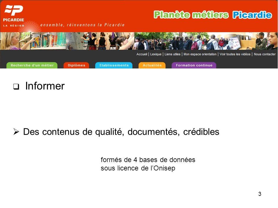 4 Les métiers Une description toujours à lidentique du quotidien dun professionnel.