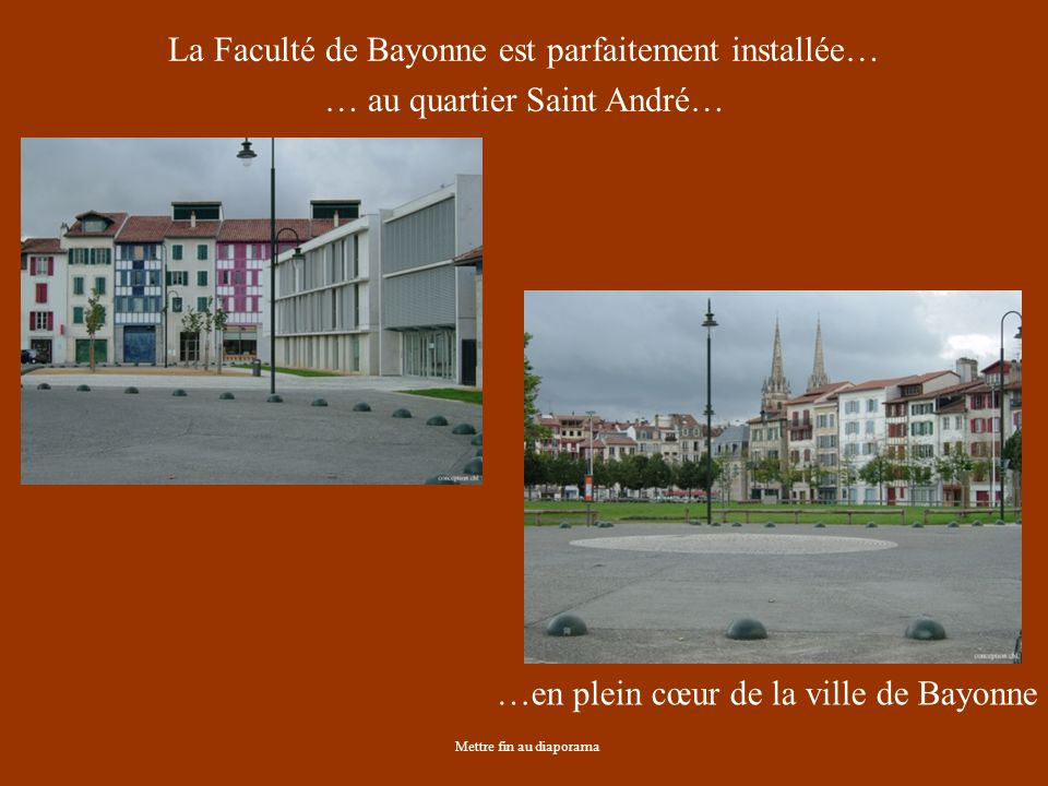 Crédit-photos : conception chl et http://bayonne.balloide-photo.com