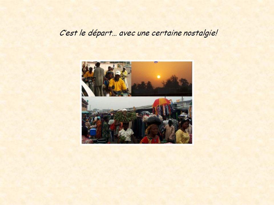 Une photo de tous les participants du premier Cursillo en Afrique