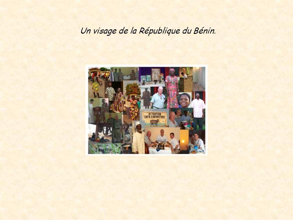 Un visage de la République du Bénin.