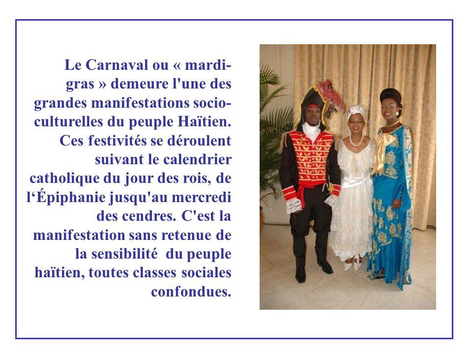 Cliquez sur le lien pour voir les photos 2006 Carnaval haïtien