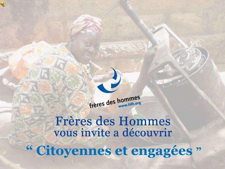 Fatoumata Fall, transformatrice darachide au Sénégal, commercialise son huile au sein de lUnion des groupements paysans de Méckhé pour aider sa famille à sortir de la pauvreté.