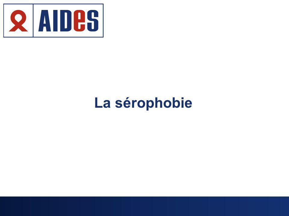 La sérophobie