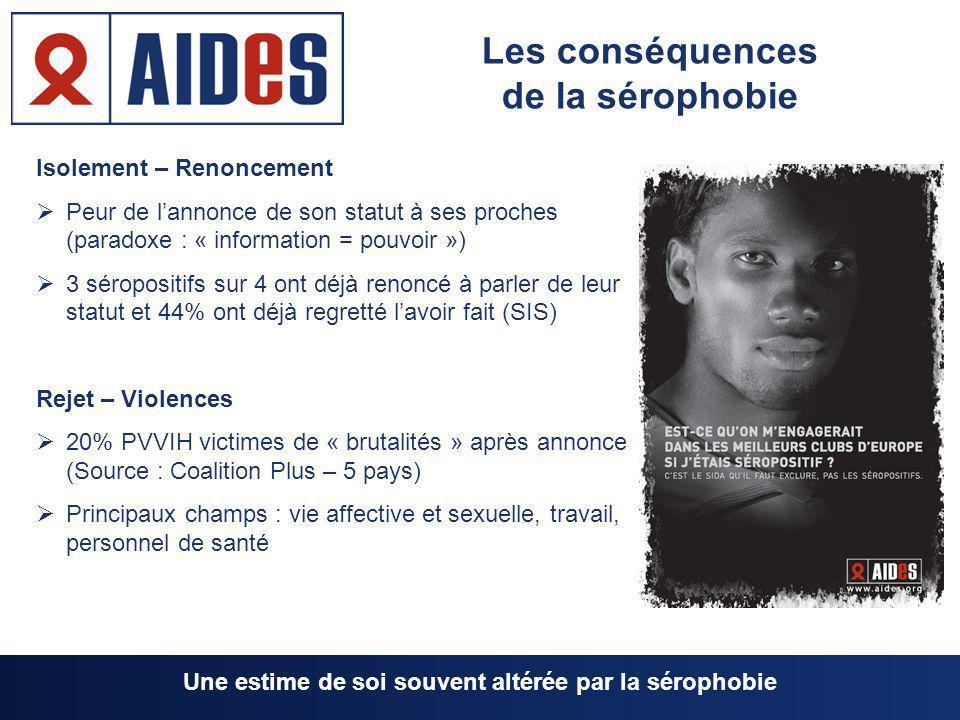 Actions de promotion du TasP « Treatment as Prevention » vs.