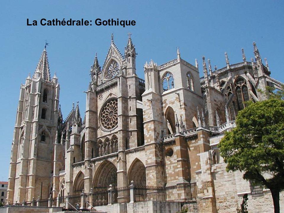 La Cathédrale: Gothique
