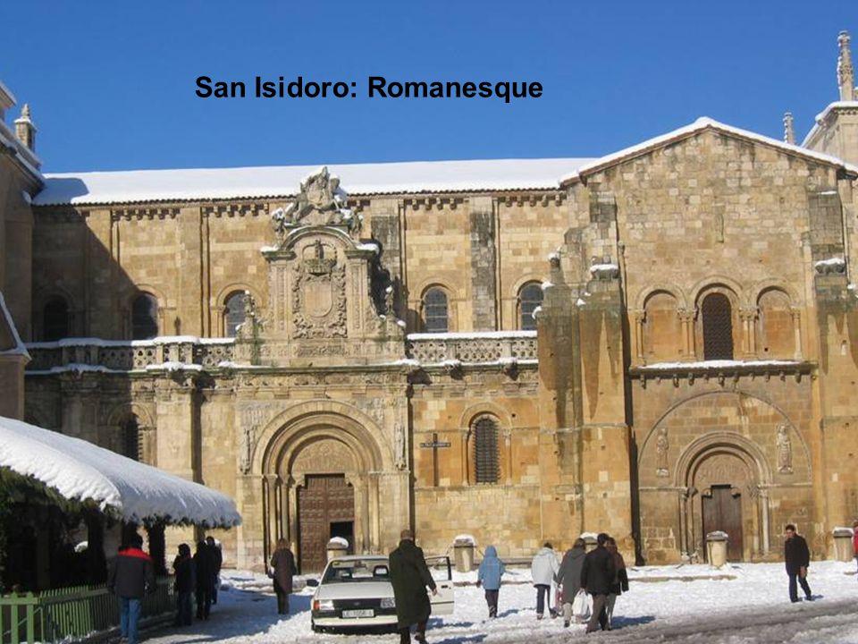 San Isidoro: Romanesque