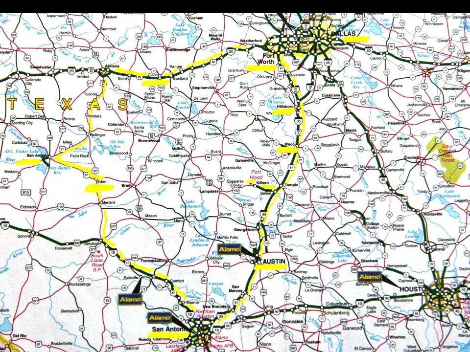 Limite 80 MPH 128 KMH 65 MPH la nuit 105 KMH Route secondaire 70 MPH