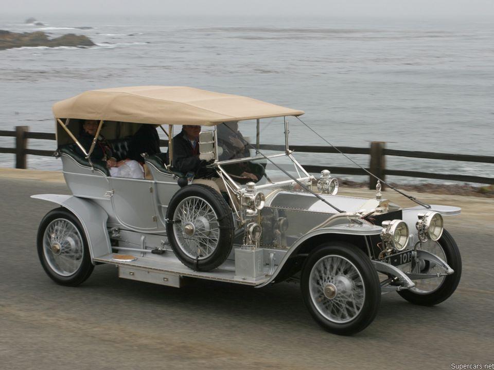 Moteur de 6 cylindres en ligne et 7,1 litres.Exemplaire unique, construit en 1931.