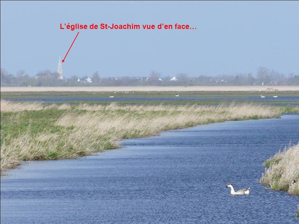 Léglise de St-Joachim vue den face…