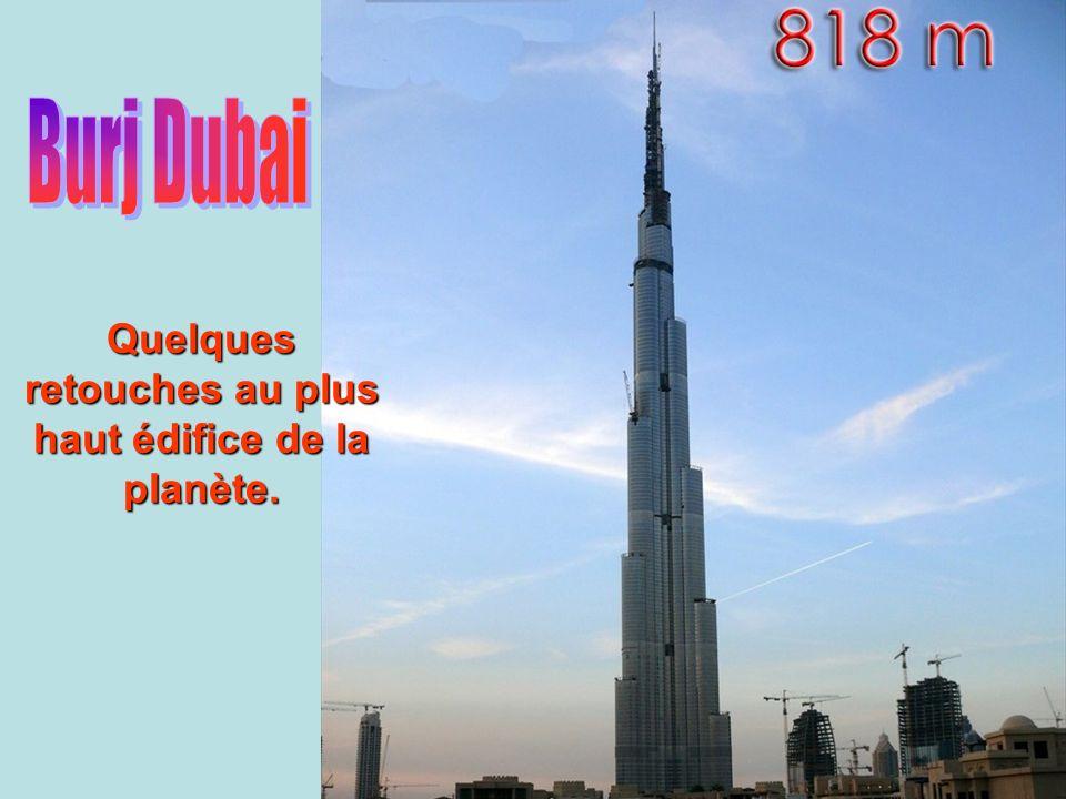 Emplacement à Dubai.