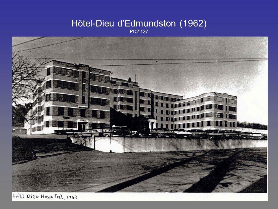 Hôtel-Dieu dEdmundston (1962) PC2-127