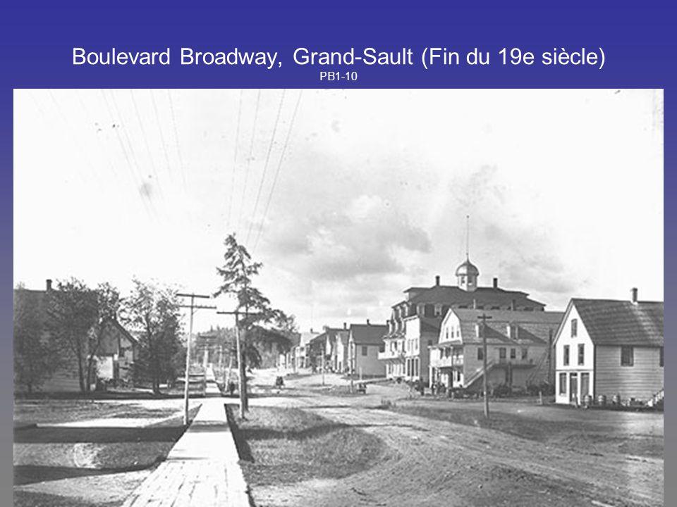 Boulevard Broadway, Grand-Sault (Fin du 19e siècle) PB1-10