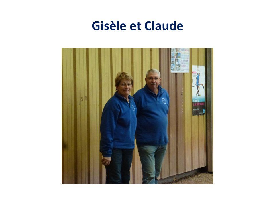 Gisèle et Claude