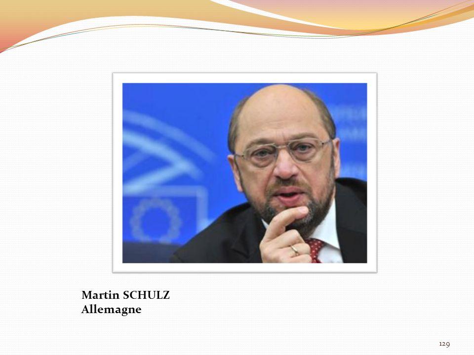 129 Martin SCHULZ Allemagne