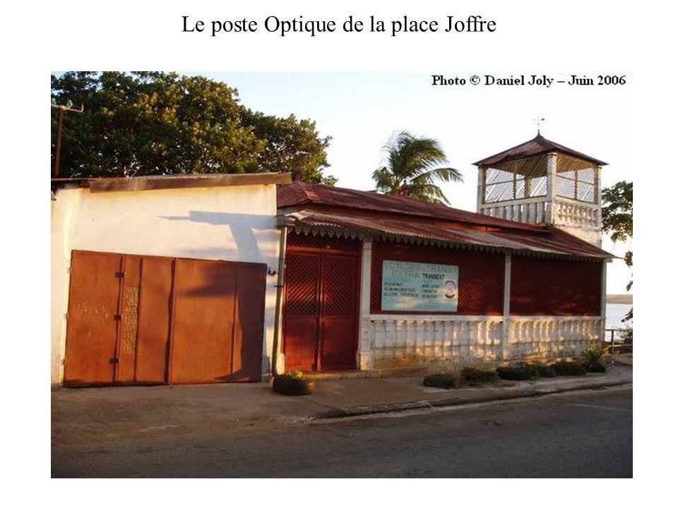 Lescalier de la place Joffre