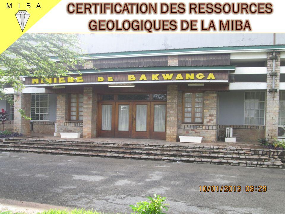 La Société Minière de Bakwanga, en sigle « MIBA », exploite du diamant dans la Province du Kasaï Oriental depuis le début du 20 ème siècle.