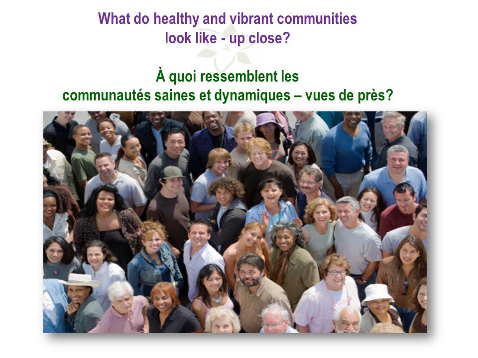 Programs, priorities and directions Programmes, priorités et directions Seniors Les aînés