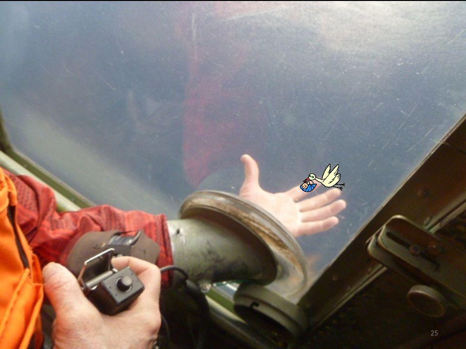 24 But de la simulation: recherche d`avion et parachutage
