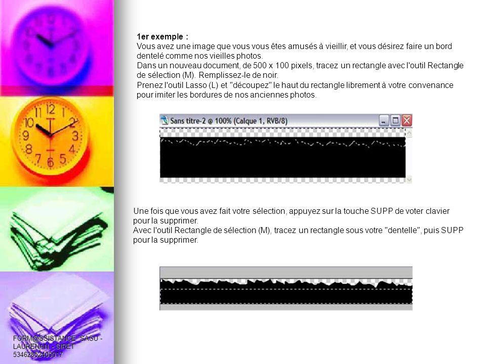 Image/Rogner - Pixels transparents et cochez les cases Haut, Bas, Gauche et Droite.