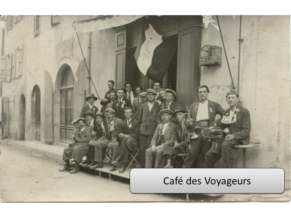 Café des Voyageurs
