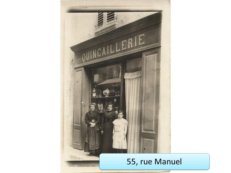 55, rue Manuel