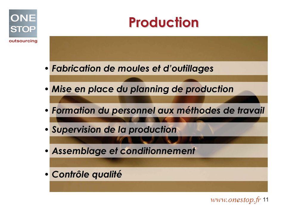 www.onestop.fr 11