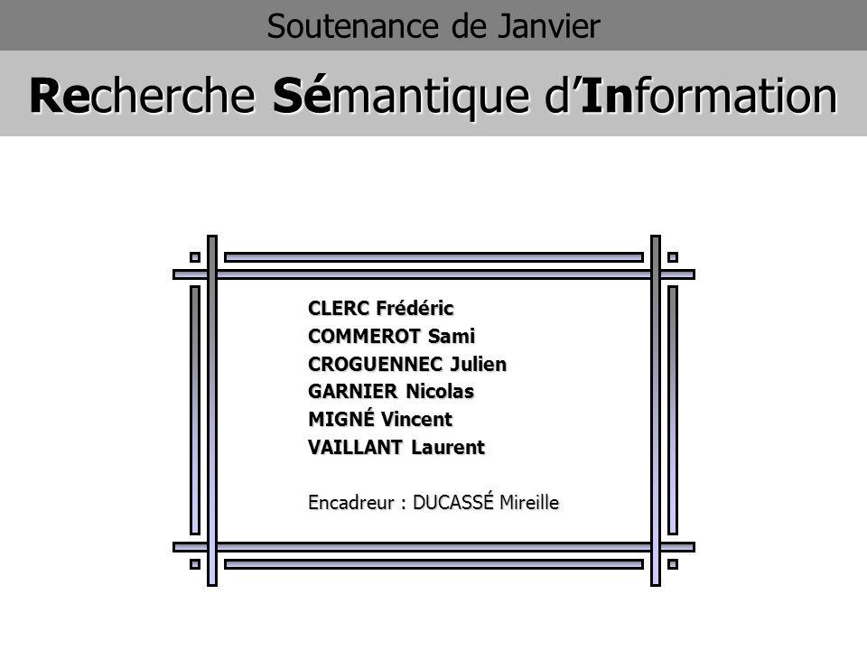 2 Resein = recherche sémantique dinformation (ie.