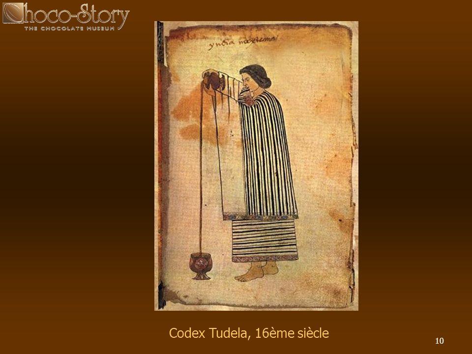 10 Codex Tudela, 16ème siècle