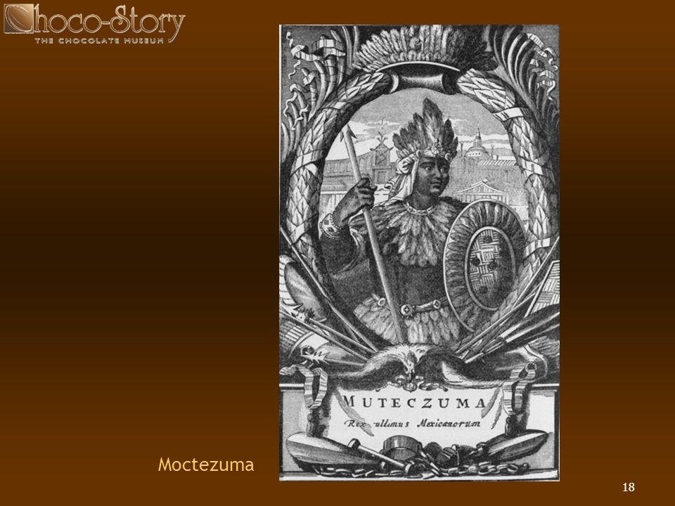 18 Moctezuma