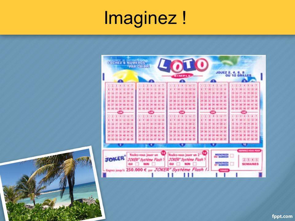 Maintenant à vous .Si vous aviez 100 euros pour une semaine de vacances, que feriez- vous .