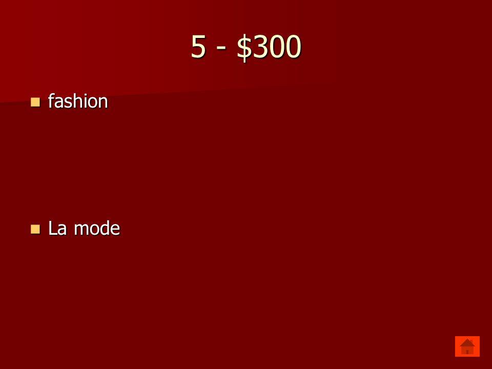 5 - $200 On sale On sale En solde En solde
