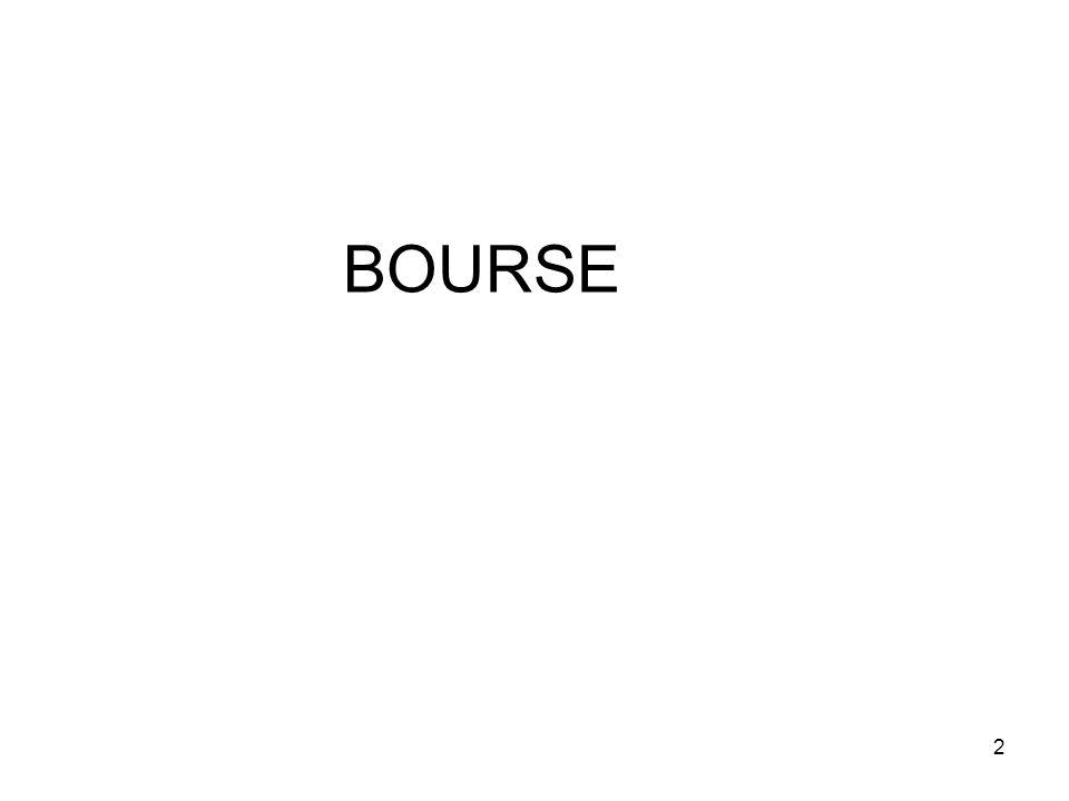 2 BOURSE